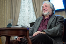 Юрий Кублановский: творческий вечер в Доме Аксенова