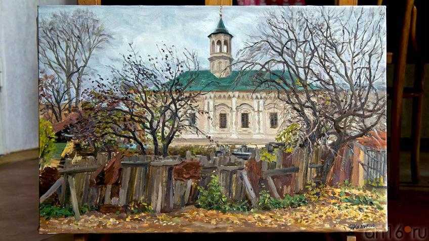 Апанаевская мечеть, 2011. Халиков Ф.Г.::Фиринат Халиков