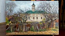 Апанаевская мечеть, 2011. Халиков Ф.Г.