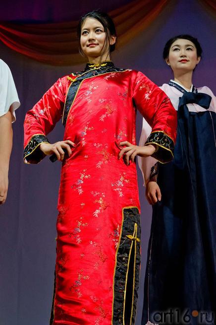 Генеральная репетиция, Чен Е (Китай)::Жемчужина мира - 2012