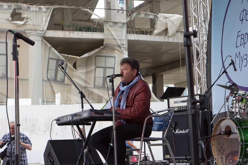 Леонид Пташка::Фестиваль еврейской музыки 2012