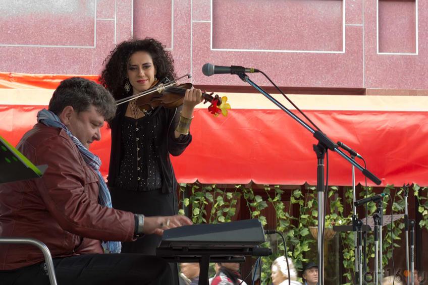 Фото №100736. Фестиваль еврейской музыки, Казань - 2012