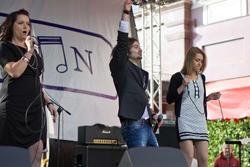 Фестиваль еврейской музыки, Казань - 2012