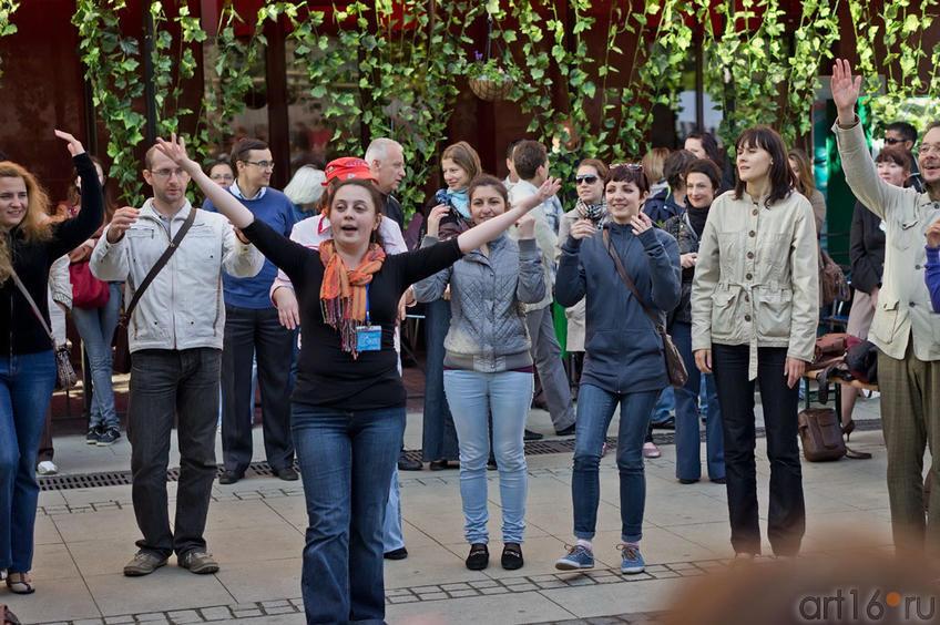 Фото №100796. Фестиваль еврейской музыки, Казань - 2012