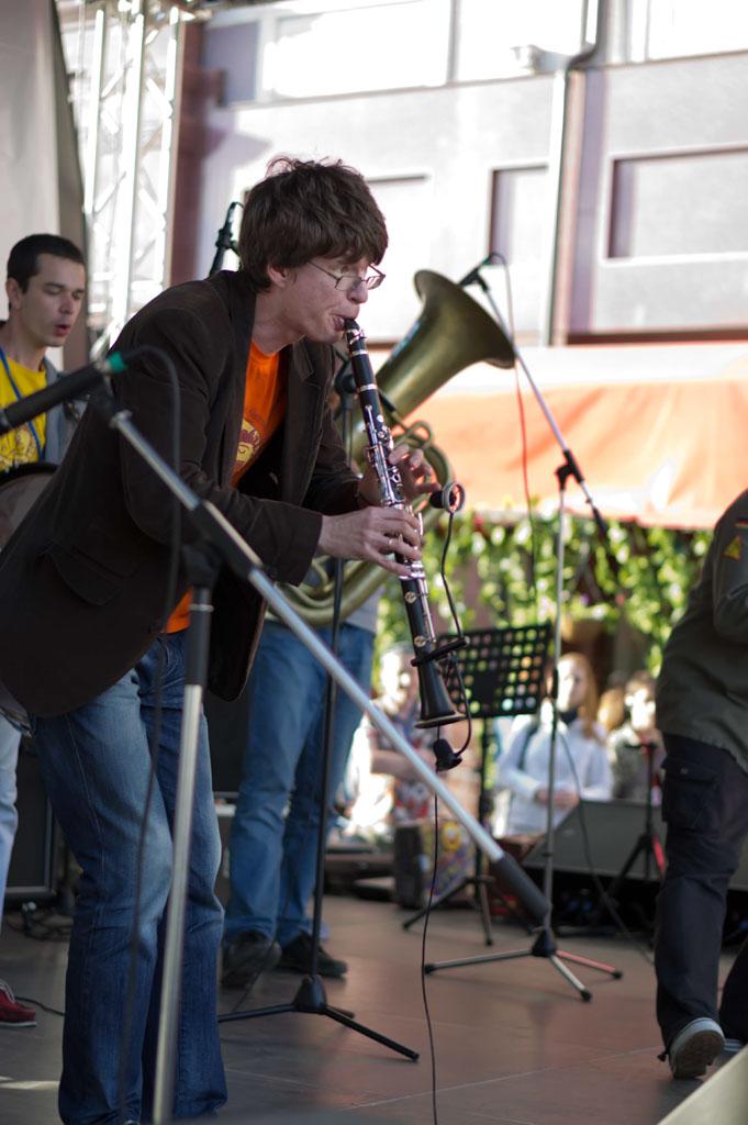 Фото №100820. Фестиваль еврейской музыки, Казань - 2012