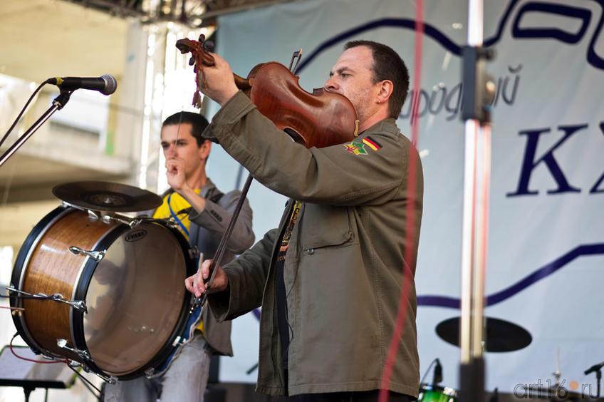 Фестиваль еврейской музыки, Казань - 2012::Фестиваль еврейской музыки 2012
