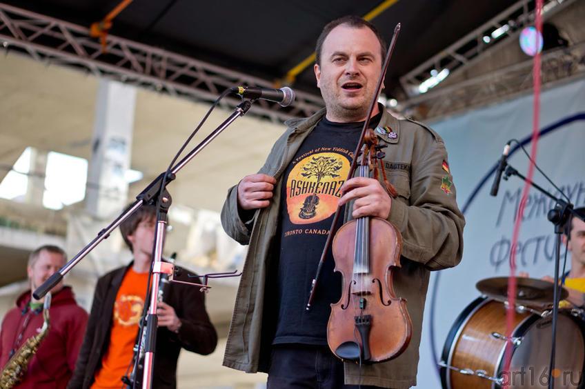 Фото №100832. Фестиваль еврейской музыки, Казань - 2012