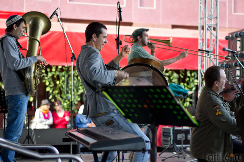 Фото №100836. Фестиваль еврейской музыки, Казань - 2012