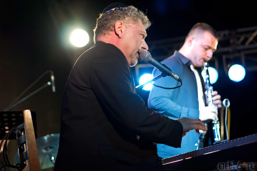 Роман Гринберг::Фестиваль еврейской музыки 2012