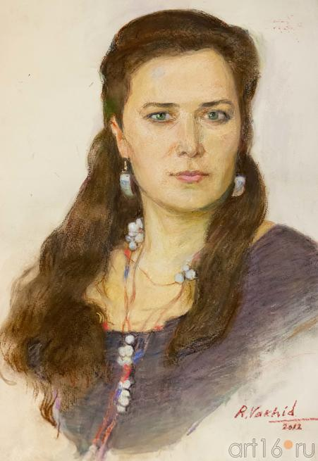 Elena Sungatova DSC08414::Создание портрета