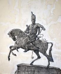 Рифкат Вахитов, эскизы памятника