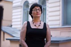 Розалия Миргалимовна Нургалеева, директор ГМИИ  РТ. Открытие джазовых вечеров.