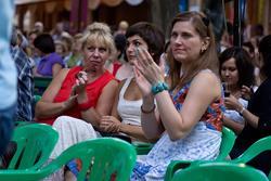 На джазе в усадьбе Сандецкого. 5  июля 2012
