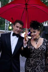 Михаил Волконадский и Ольга Скепнер. 5 июля 2012