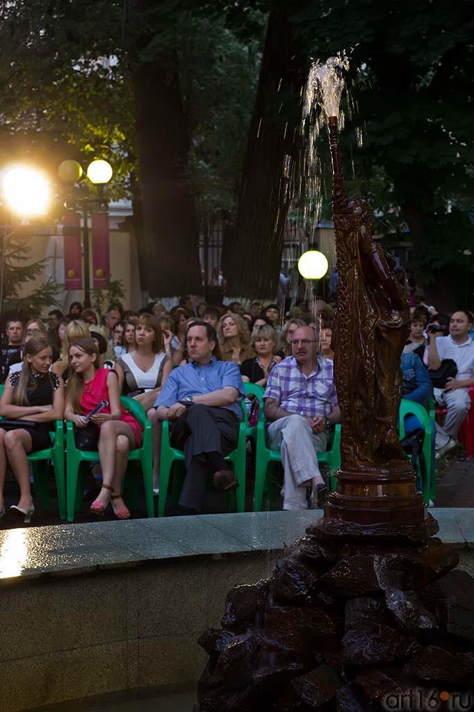 На джазе в усадьбе Сандецкого. 5 июля 2012::Джаз в Усадьбе Сандецкого. 2012.07.05
