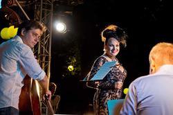 ''Ruden Jazz Band'' и Ольга Скепнер