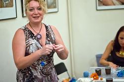 Наталья Сафиуллина. Мастер-класс по войлоковалянию