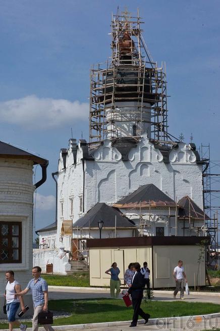 Успенский собор::Свияжск, июль 2012