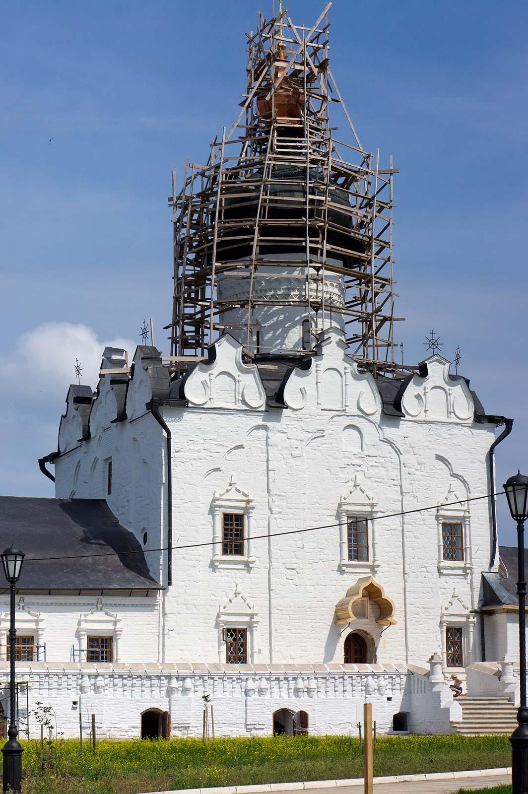 Фото №104640. Успенский собор. Свияжск, июль 2012