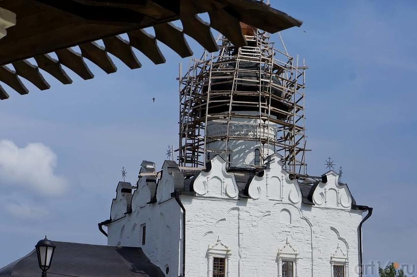 Фото №104646. Успенский собор. Свияжск, июль 2012