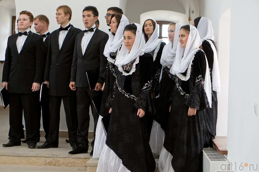 Фото №104736. Государственный Камерный хор РТ п/у Миляуши Таминдаровой