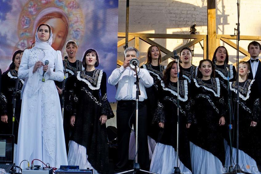 Фото №104984. Государственный Камерный хор Республики Татарстан под управлением Миляуши Таминдаровой и  А.Хайри