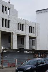 Новостройка на улице Островского, Казань