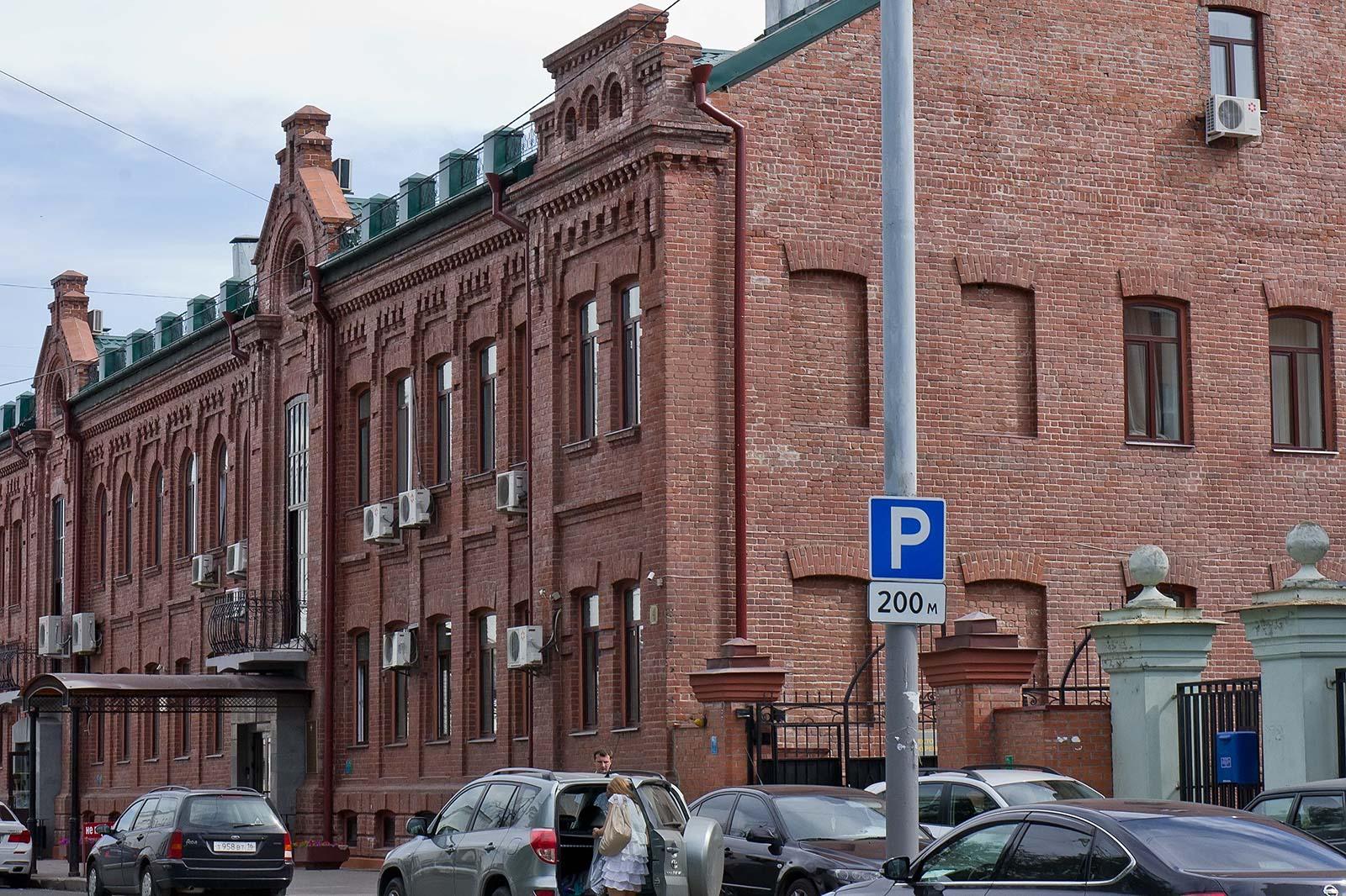 Фото №105335. Казань, ул. Островского, дом 4