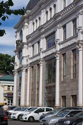 Фасад Культурно-развлекательного комплекса «Родина»