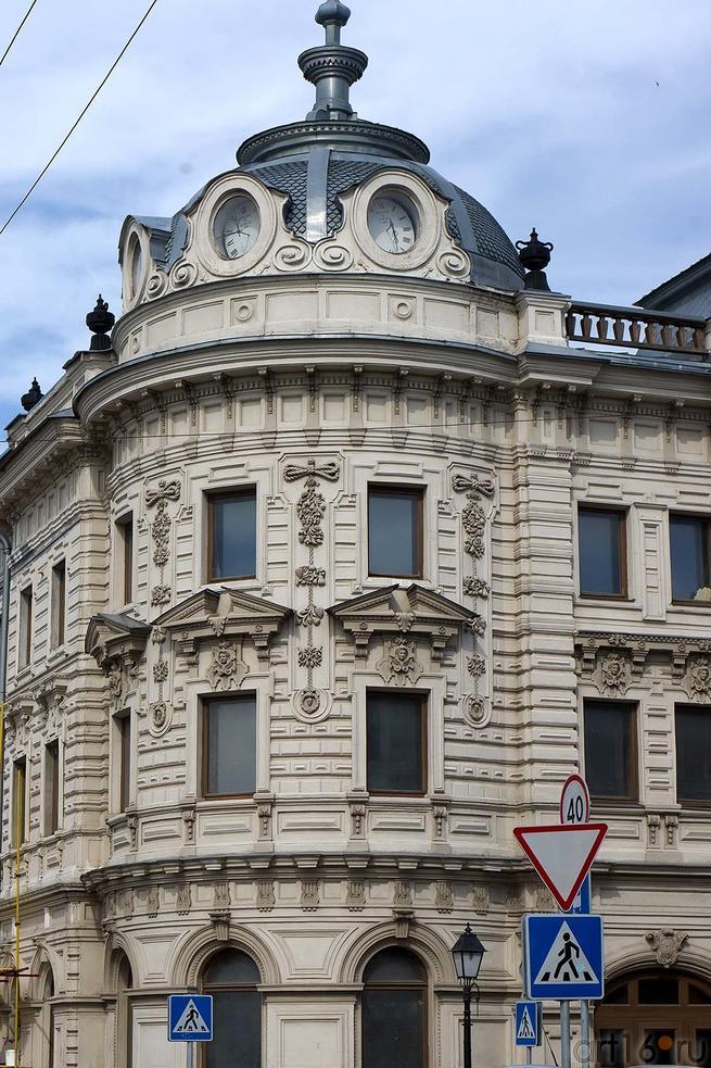 Фото №105383. Пассаж. Казань, июль 2012