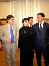 Ахмет Эргин, Розалия Нургалеева