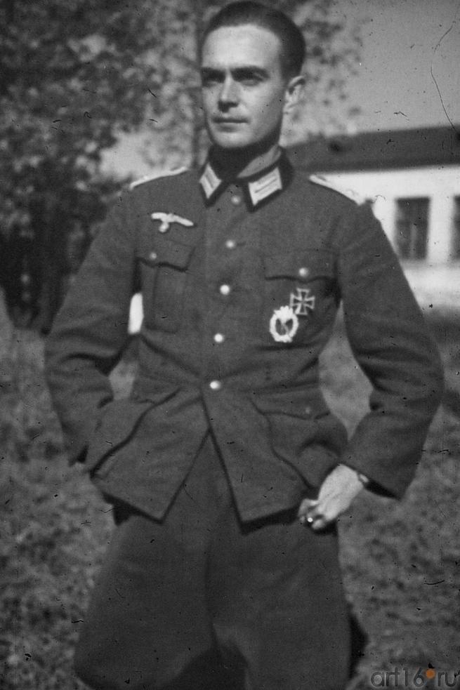 Фото №105481. Старший лейтенант Герхард Филипп Хумберт