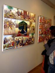 Современная живопись. Иран