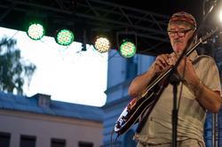 Энвер Измайлов на фестивале импровизационной музыки «Джаз в усадьбе Сандецкого»