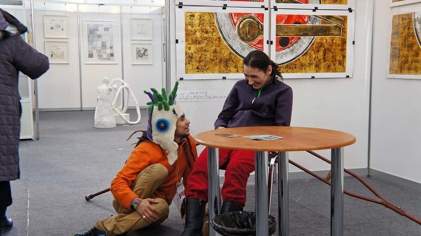 Айдар Ахатов (Пермь)::«Арт Пермь» — 2012