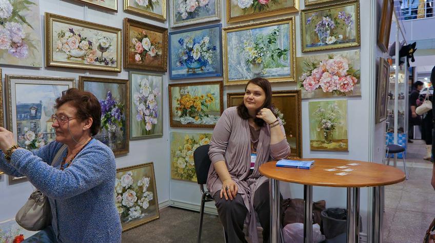 Оксана Кравченко, Новоуральск::«Арт Пермь» — 2012
