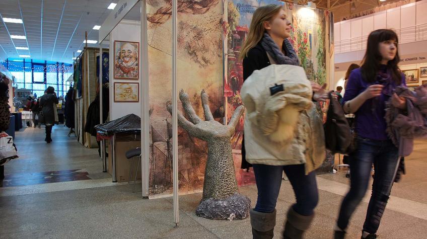 Пермская ярмарка::«Арт Пермь» — 2012