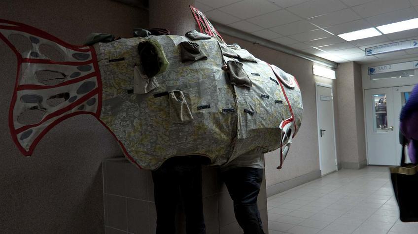 Тотем вогулов::«Арт Пермь» — 2012