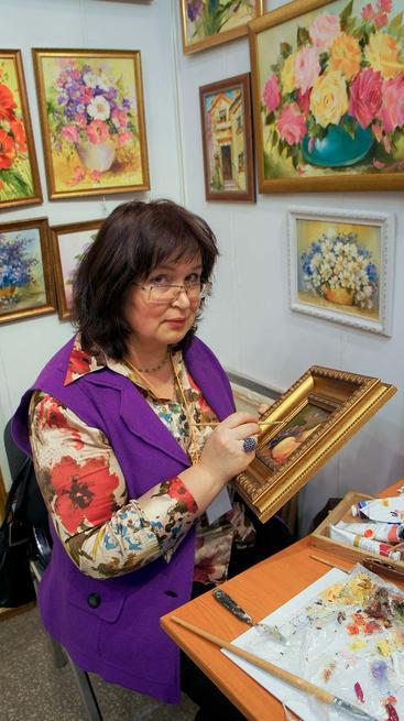 Китаева Татьяна, Нижний Новгород::«Арт Пермь» — 2012