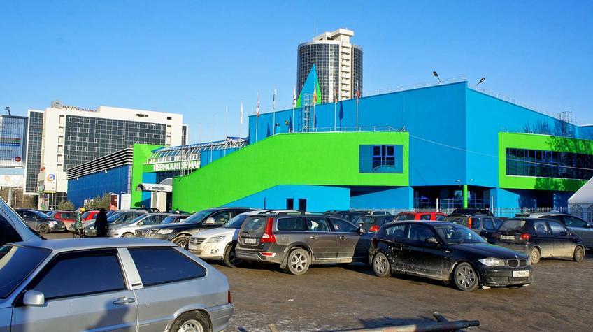 Пермская ярмарка. 22.01.2012::«Арт Пермь» — 2012