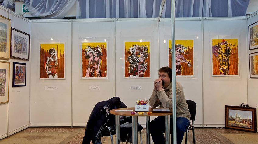 Владислав Дёгтев (Пермь)::«Арт Пермь» — 2012
