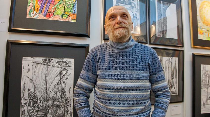 Юрий Лапшин (Пермь)::«Арт Пермь» — 2012