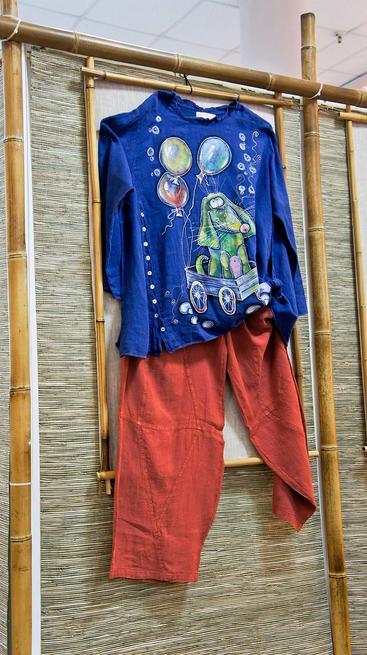 ʺЖан и Параскеваʺ. Авторская одежда из натуральных тканей::«Арт Пермь» — 2012