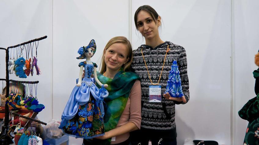 Выборова Марина,  Алексеенко Натали (г.Новокузнецк)::«Арт Пермь» — 2012