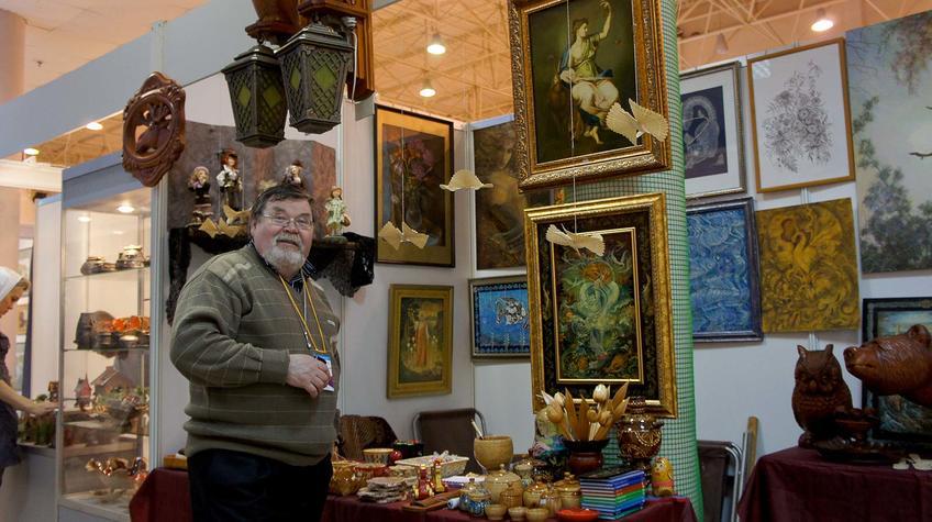 ʺВозрождение народных художественных промыслов Прикамьяʺ, Краснокамск::«Арт Пермь» — 2012