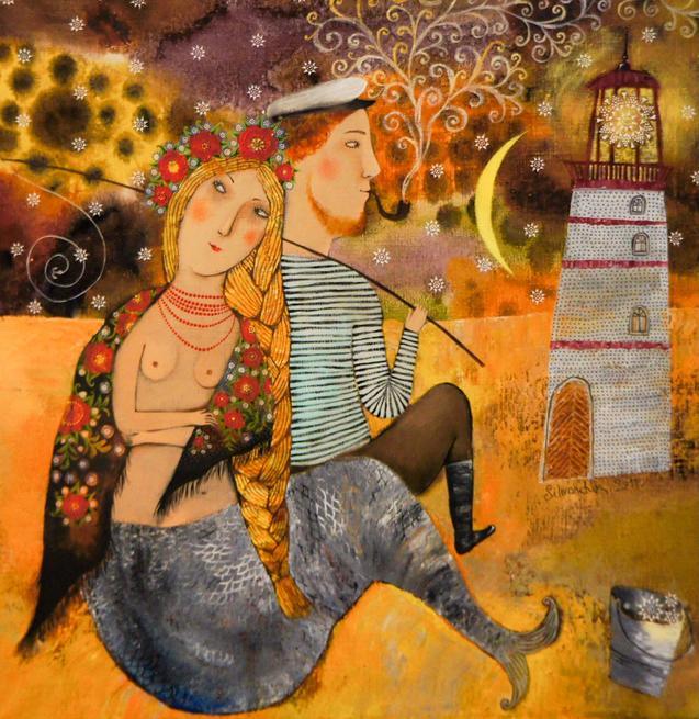 На берегу неба. Анна Силивончик::«Арт Пермь» — 2012