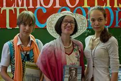 Белая ворона в Альметьевске — 21.07.2012