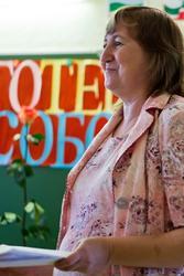 Елена Юрьевна Кильдюшева , секретарь ЛИТО «Белое перо»