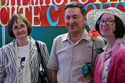Рушания Афзалова,Рустам Тухватуллин, Наиля Ахунова
