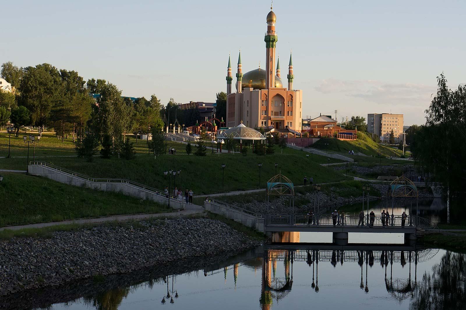 Альметьевск фото города